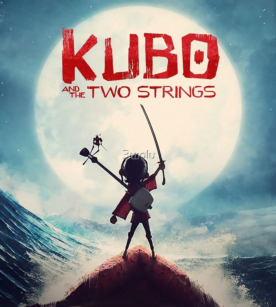 KUBO AND THE TWO STRINGS by 3wolu