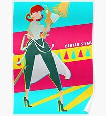 Dexter's Lab Poster