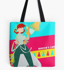 Dexter's Lab Tote Bag