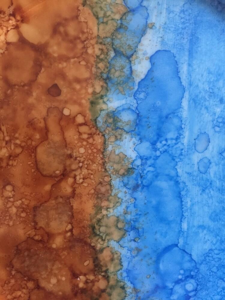 Land and Sea by aguruso