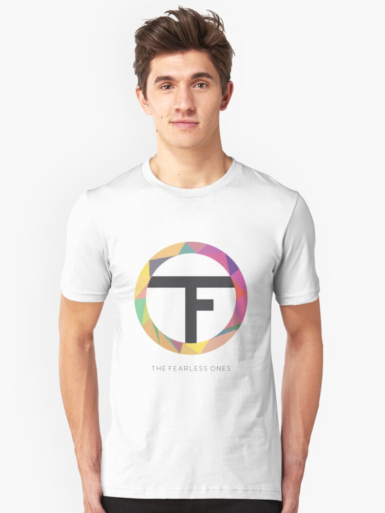 The Fearless Ones Unisex T-Shirt Front