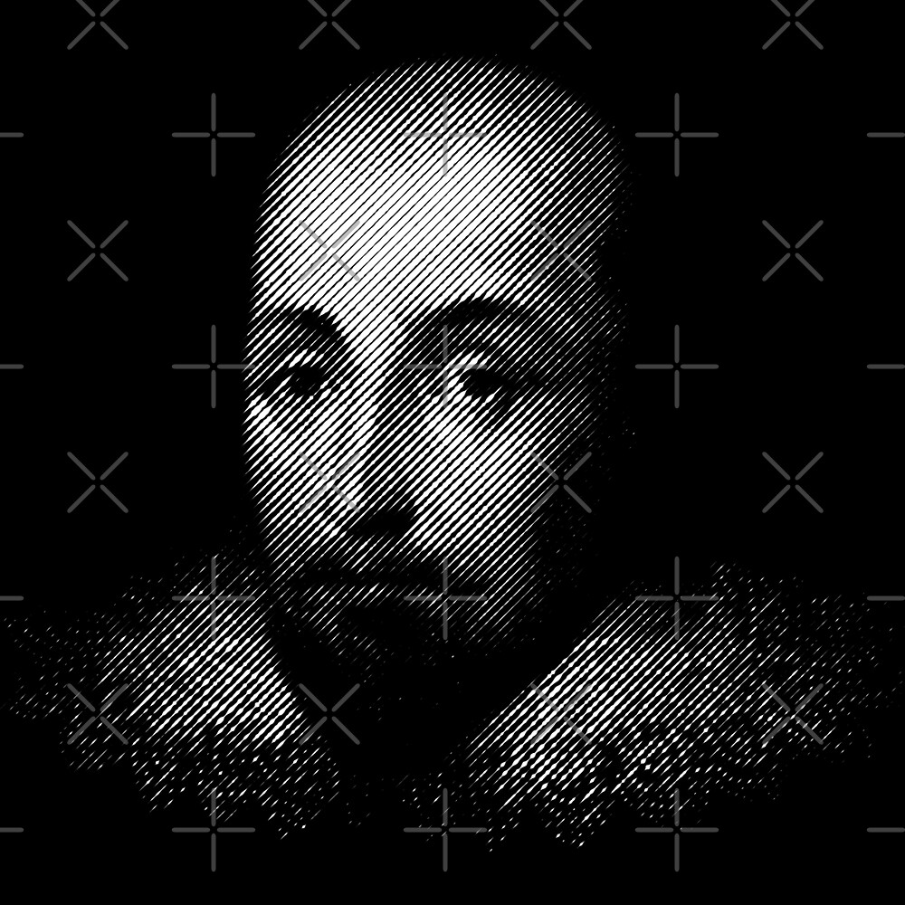 William Shakespeare by kislev