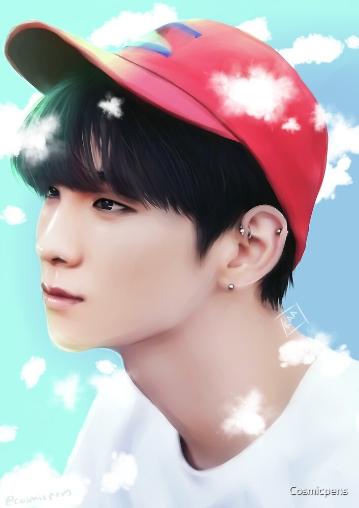 SHINee Key by Cosmicpens