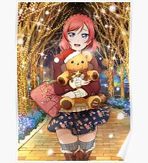 Love Live! School Idol Project - Maki's Present Poster