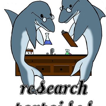 Research Porpoises by ballisticweasel