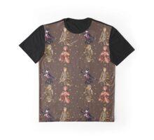 Dragon Age: Origins Pattern Graphic T-Shirt