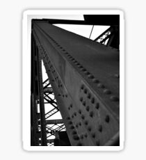 BW Bridge Sticker