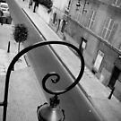 Parisan Street Lamp by dansLesprit