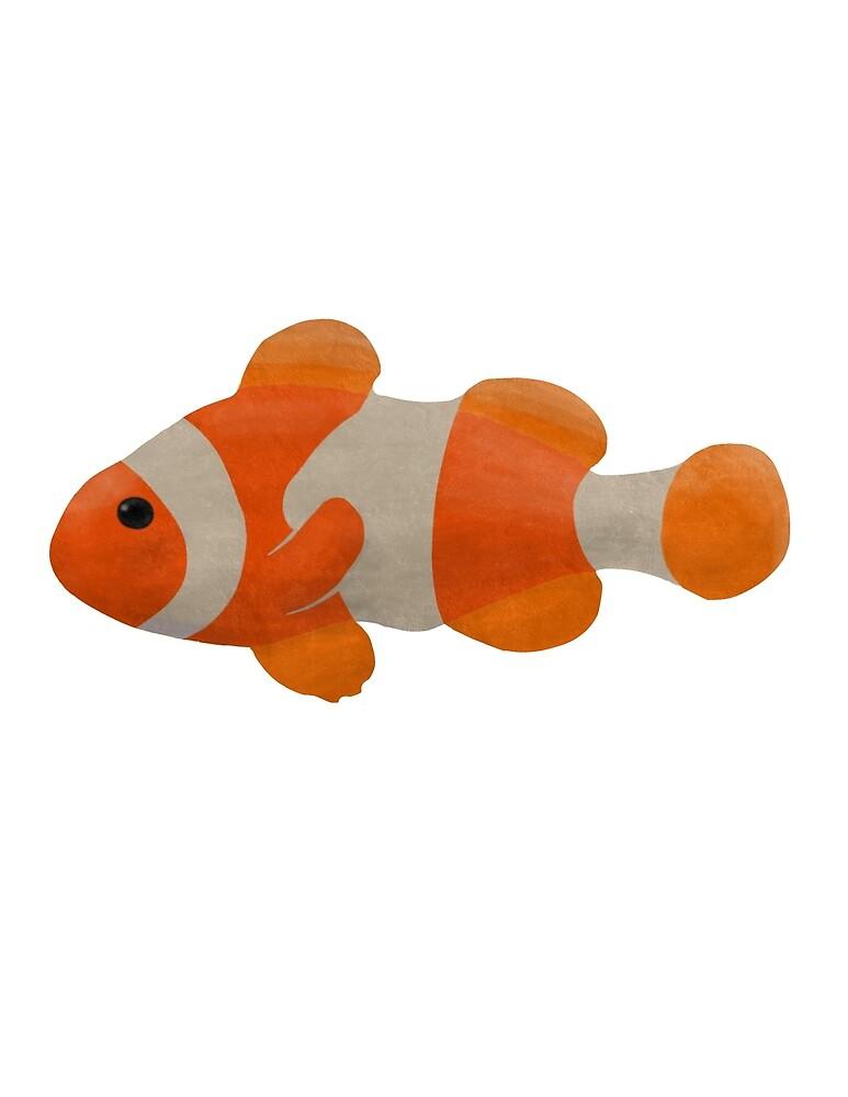 Clownfish by jayg3031