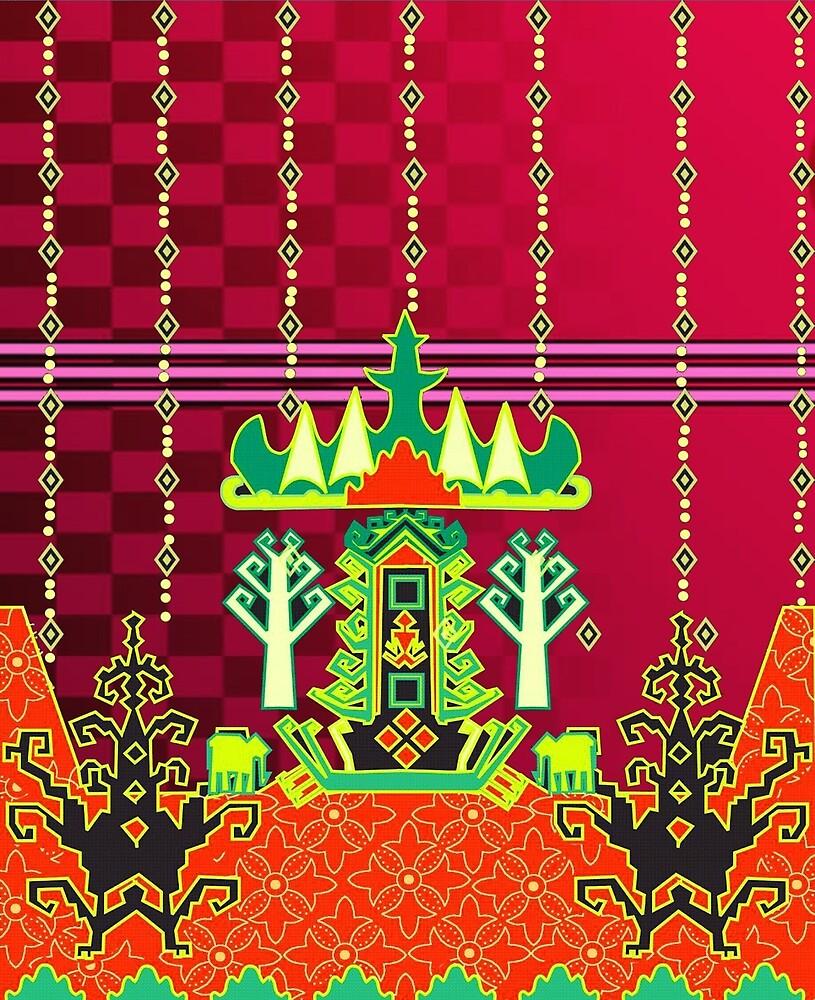 batik lampung by dwiwahydi