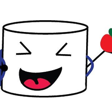 Marshmallow Friend Goes to School by jordanva9412