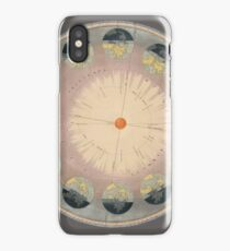 "Revolution Annuelle de la Terre (""The Annual Revolution of the Earth""), 1854 iPhone Case/Skin"