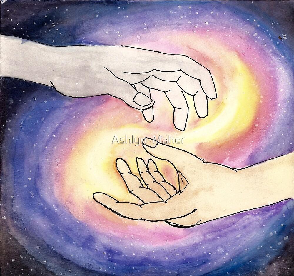 The Space Between Us by AshlynJaneway