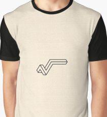 Camiseta gráfica Stromae - Racine Carrée