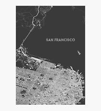 San Francisco alternate angle Photographic Print