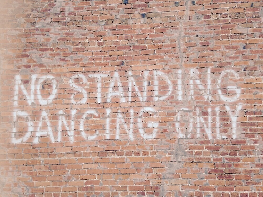 Dancing Only by kyliedegrote