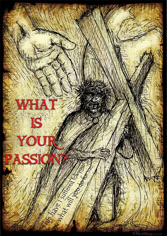 What is your Passion? by Peter Millward