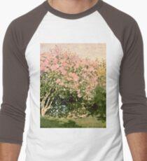 Claude Monet - Lilac In The Sun 1873  T-Shirt