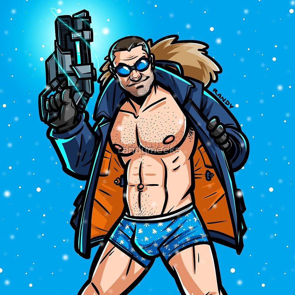 Captain Cold by randymeeks