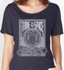 Time and Space Women's Relaxed Fit T-Shirt