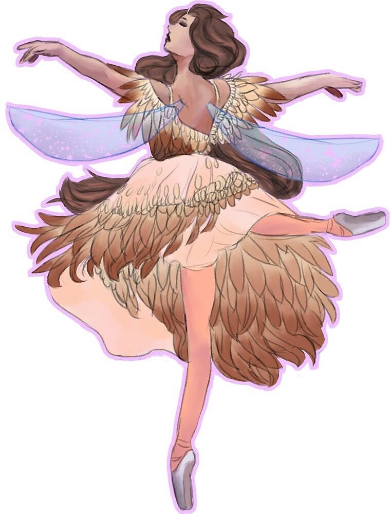 Prima Ballerina Fairy by jisenix