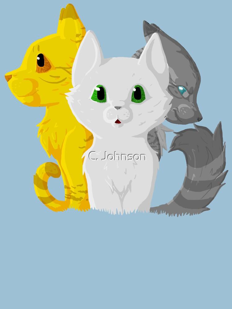 The Power of three by PoKitty