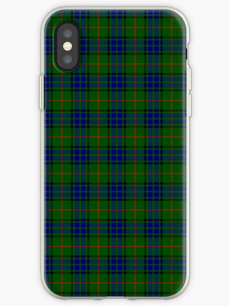 Lauder Clan Tartan Plaid Pattern by Whimsydesigns