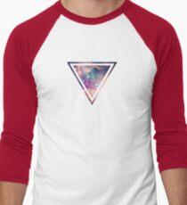 The Universe under the Microscope (Magellanic Cloud) Men's Baseball ¾ T-Shirt