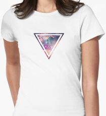 The Universe under the Microscope (Magellanic Cloud) Women's Fitted T-Shirt