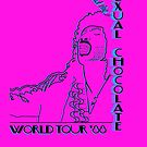 Chocolate World Tour by SholoRobo