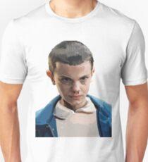 Stranger Things Eleven Artwork Unisex T-Shirt