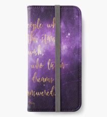 To the Stars - ACOMAF iPhone Wallet/Case/Skin