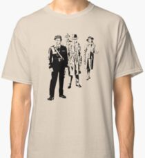 Round Up The Usual Suspects Classic T-Shirt