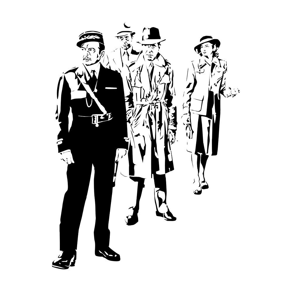 Round Up The Usual Suspects by Kane Irwin