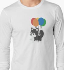 Balloon Husky T-Shirt