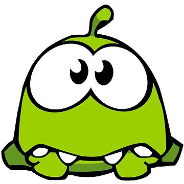 Cut The Rope Om nom by amazingshop