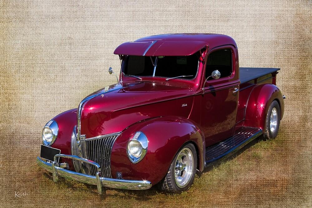 1940 Pickup by Keith Hawley