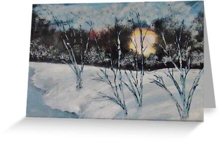 On The Banks of Shingle Creek by Dawn Randle