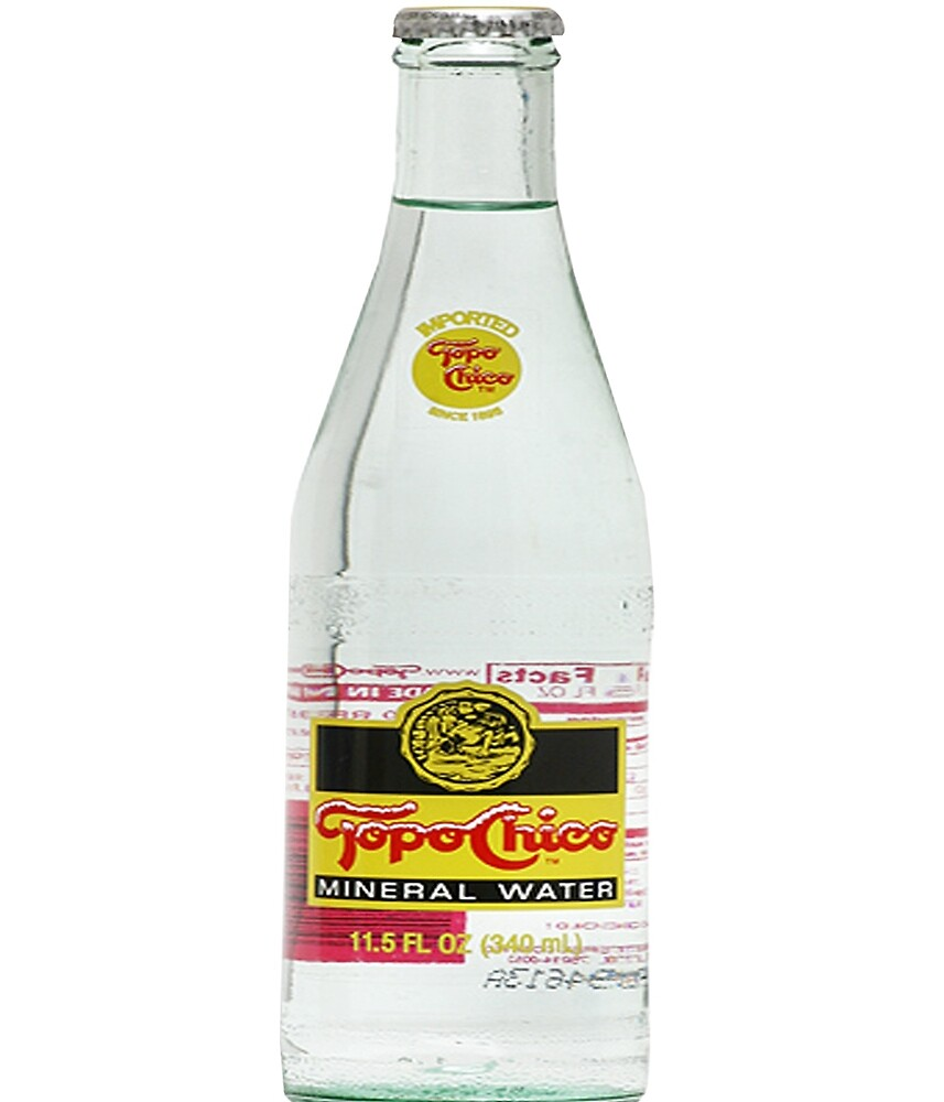 TOPO CHICO by earlstevens