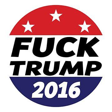Style Fuck Trump by ifahhonimzy