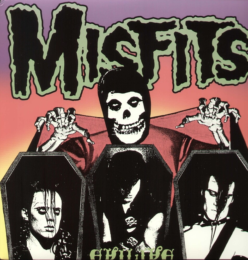 MISFIT COVER by 3wolu