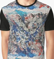 Composition (with crayon) Graphic T-Shirt