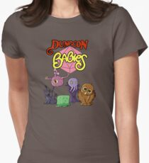 Dungeon Babies Womens Fitted T-Shirt