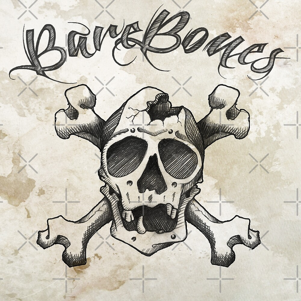 Bare Bones by Vin  Zzep