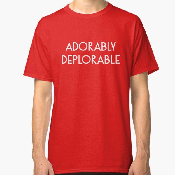 Hillary pour prison-Trump pour le président 2016 T-shirt Tee élections Shirt Gray