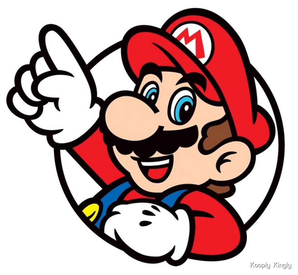 Super Mario by Porkly Piggly