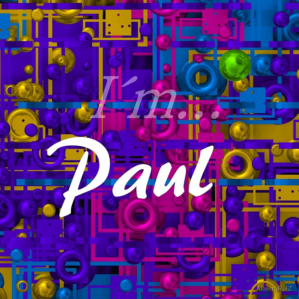 Paul tech by AlbertoRuiZ