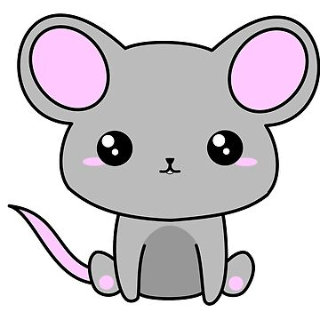 Cute Mouse by MetalHeadKendra
