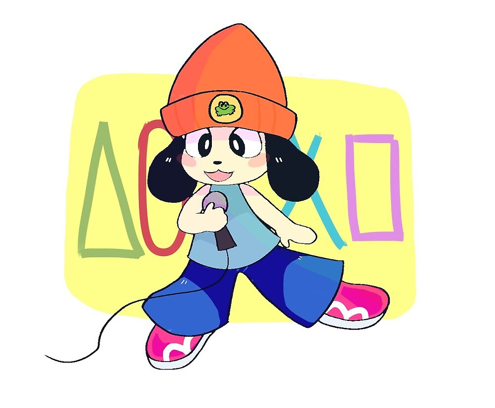 parappa the rappa by nickatoo