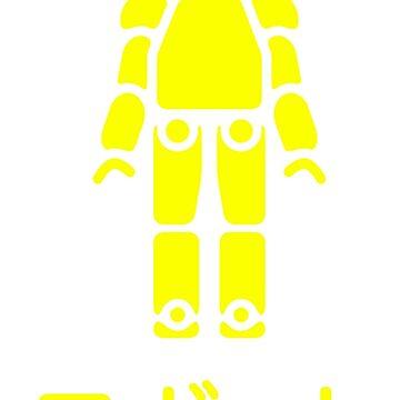 Robot II / ロボットII by NIPPONGA
